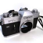 Canon FTb フィルムカメラ