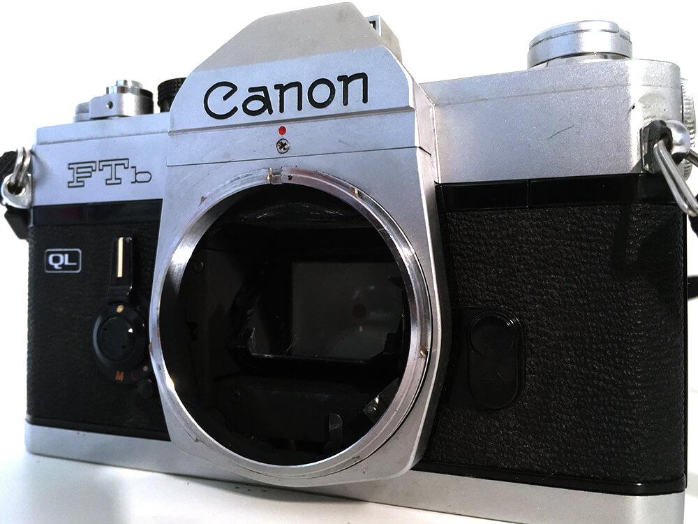 Canon FTb キャノン フィルムカメラ
