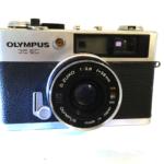 レトロなカメラ【OLYMPUS 35ED D.ZUIKO F38mm F2.8】