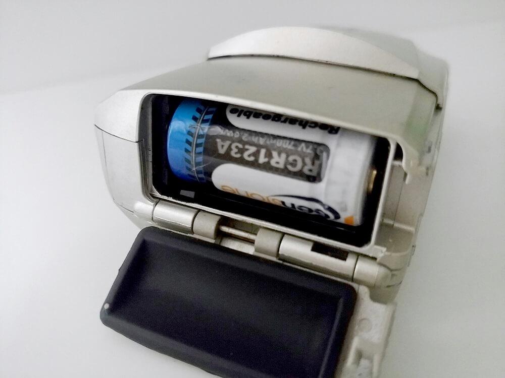 ミュー2電池