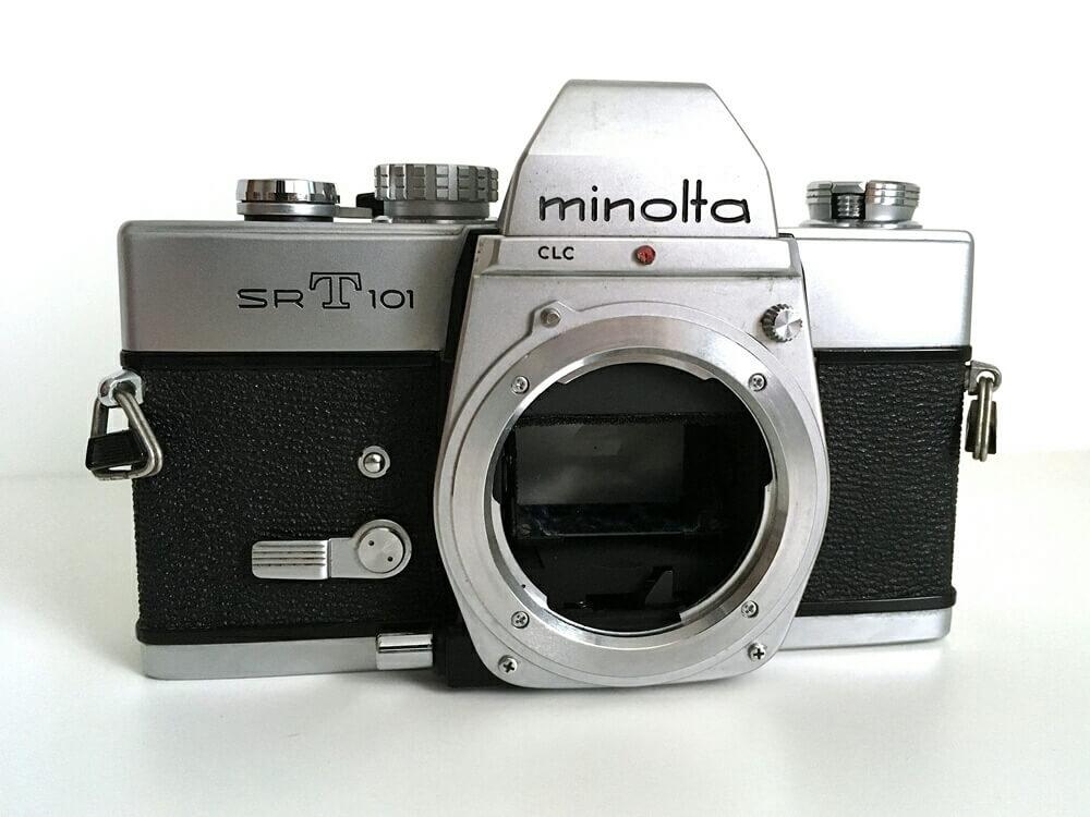 Minolta ミノルタ SRT 101