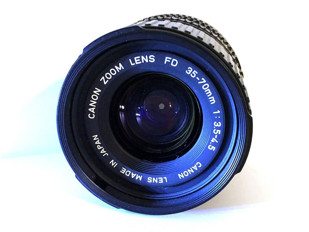Canon FD 35-70mm 1:3.5-4.5
