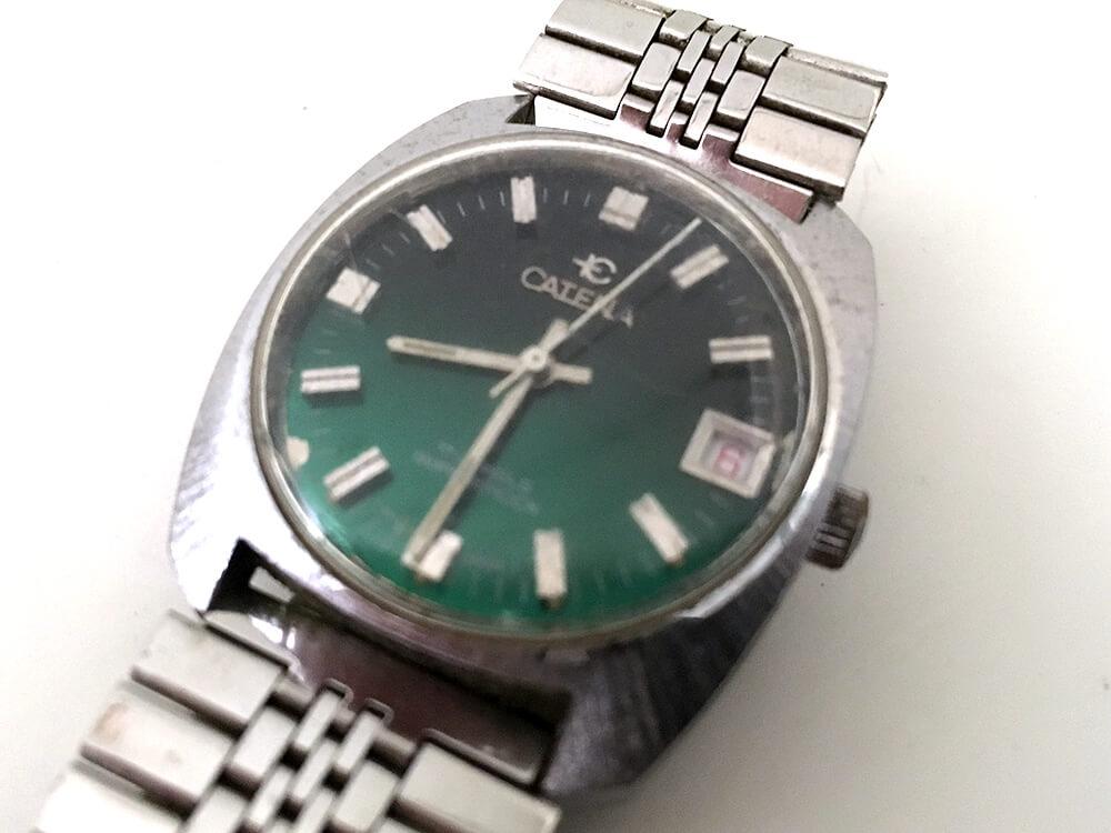 CATENA 手巻き 腕時計