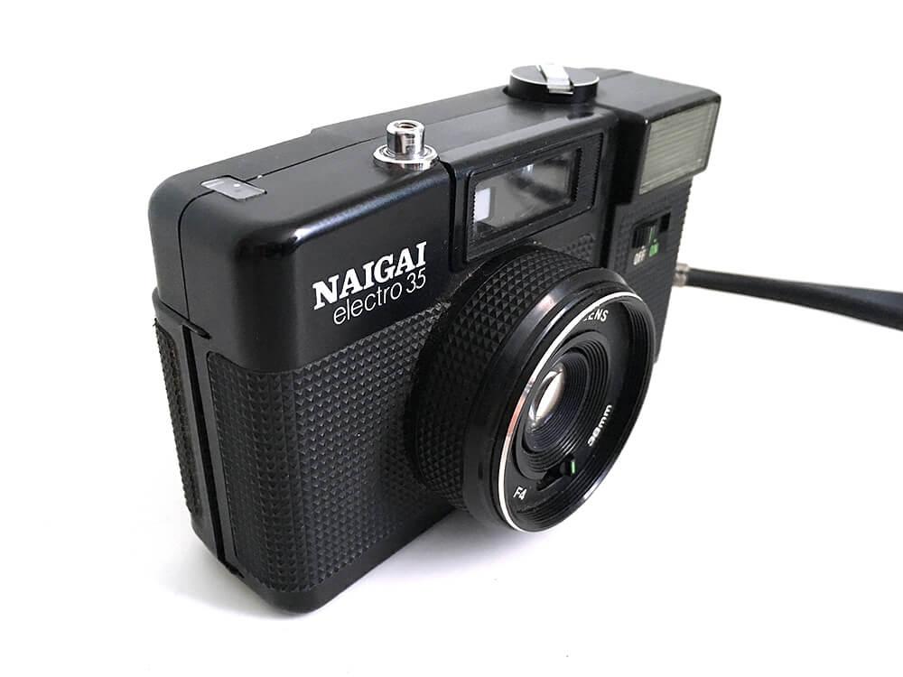 珍カメラ NAIGAI electro 35