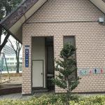 亀戸の公衆トイレ