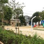 江戸川区平井の公衆トイレ
